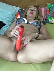 Grown-up at any cost plaything be beneficial to will not hear of prudish pussy